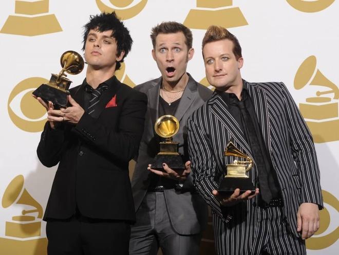Green Day chuan bi phat hanh ca khuc moi hinh anh