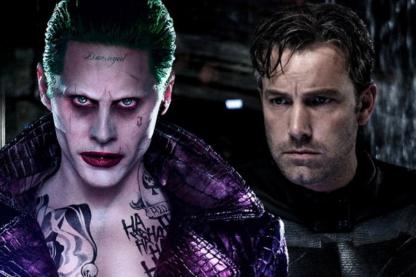 Jared Leto muon Joker som doi dau Batman trong phim rieng hinh anh