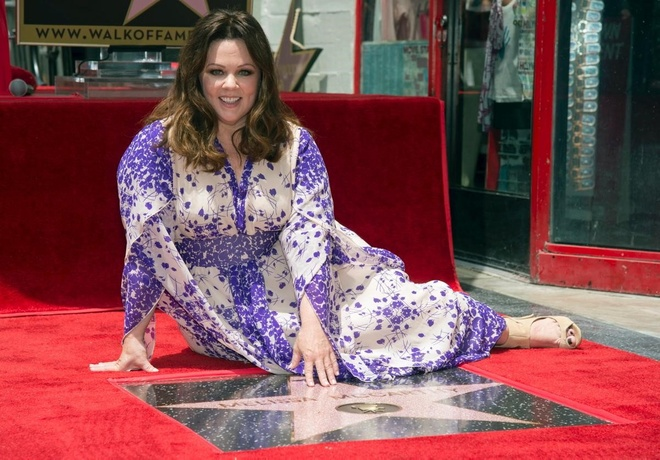 Melissa McCarthy: 'Nang map' so mot tai Hollywood hinh anh