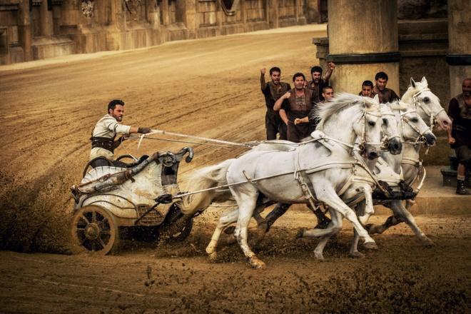 Trailer bo phim 'Ben-Hur' (2016) hinh anh