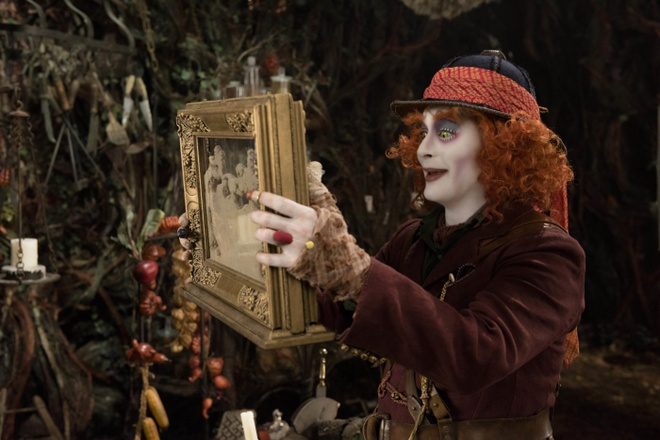 review phim Alice Through the Looking Glass anh 3