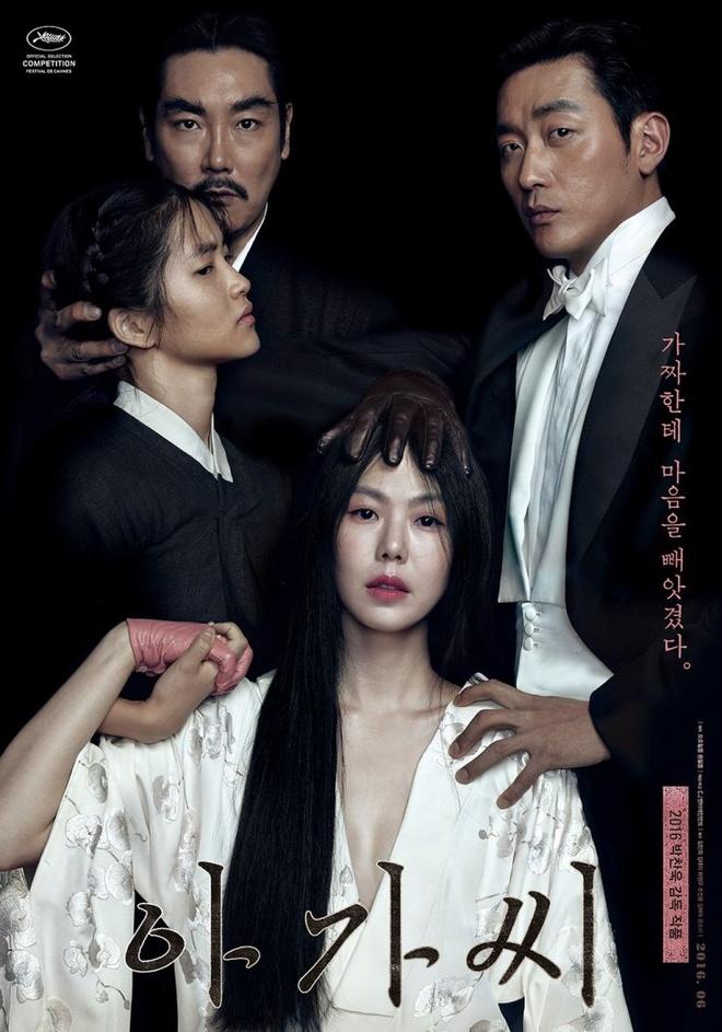 review phim Co hau gai anh 1