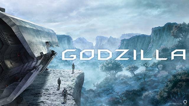 Quai vat Godzilla sap co phien ban hoat hinh hinh anh 1