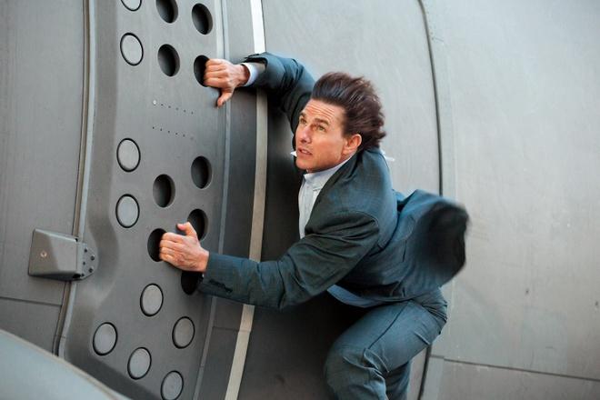 Tom Cruise bat dong voi hang san xuat 'Nhiem vu bat kha thi' hinh anh
