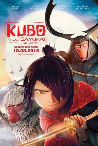 'Kubo va su menh samurai': Tuyet pham hoat hinh he 2016 hinh anh 1