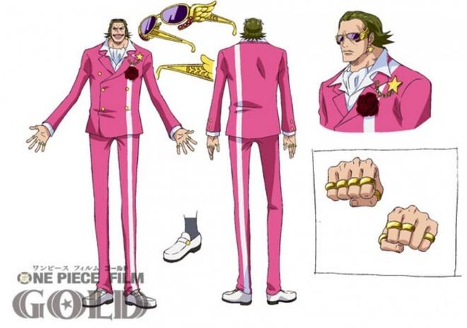 Dan nhan vat hung hau trong 'One Piece: Gold' hinh anh 10