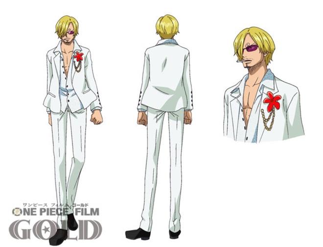 Dan nhan vat hung hau trong 'One Piece: Gold' hinh anh 3
