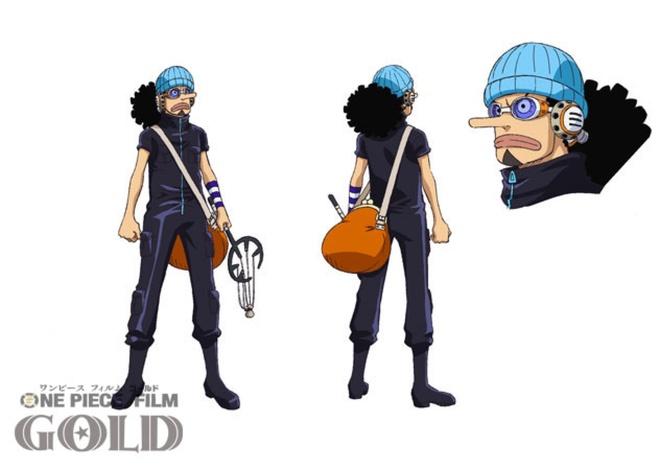 Dan nhan vat hung hau trong 'One Piece: Gold' hinh anh 5