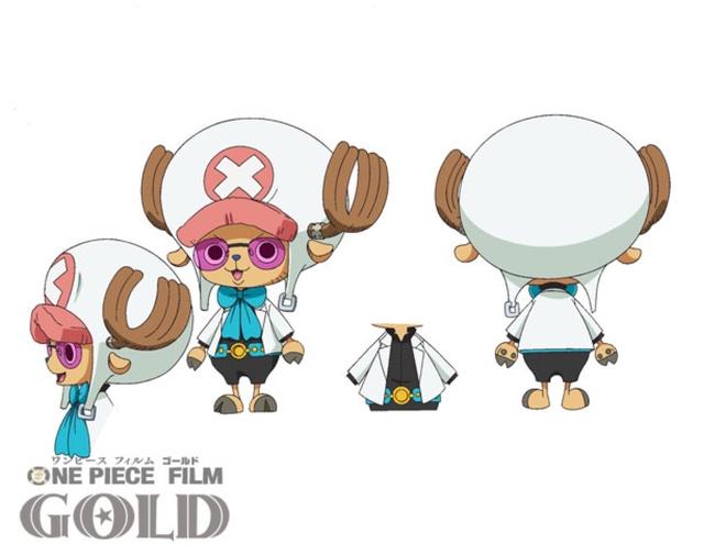 Dan nhan vat hung hau trong 'One Piece: Gold' hinh anh 6