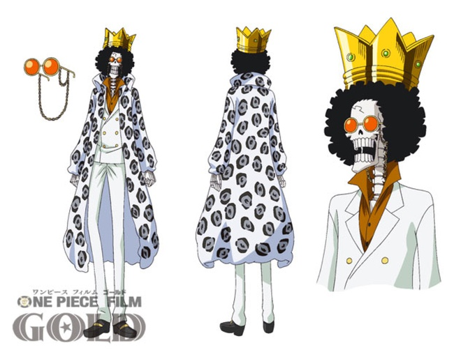 Dan nhan vat hung hau trong 'One Piece: Gold' hinh anh 9