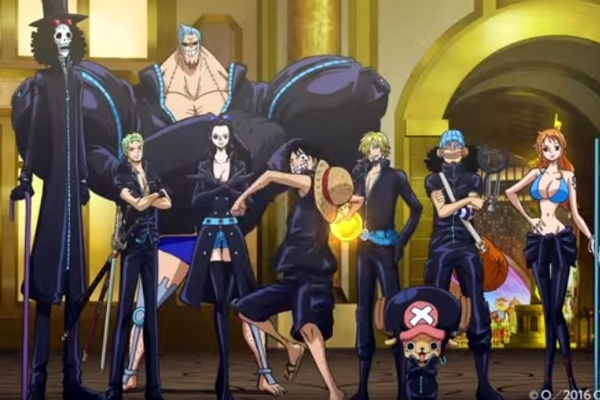 Trailer bo phim 'One Piece: Gold' hinh anh