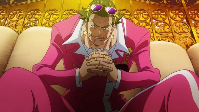 'One Piece: Gold' khong chi danh rieng cho fan 'Dao hai tac' hinh anh 4