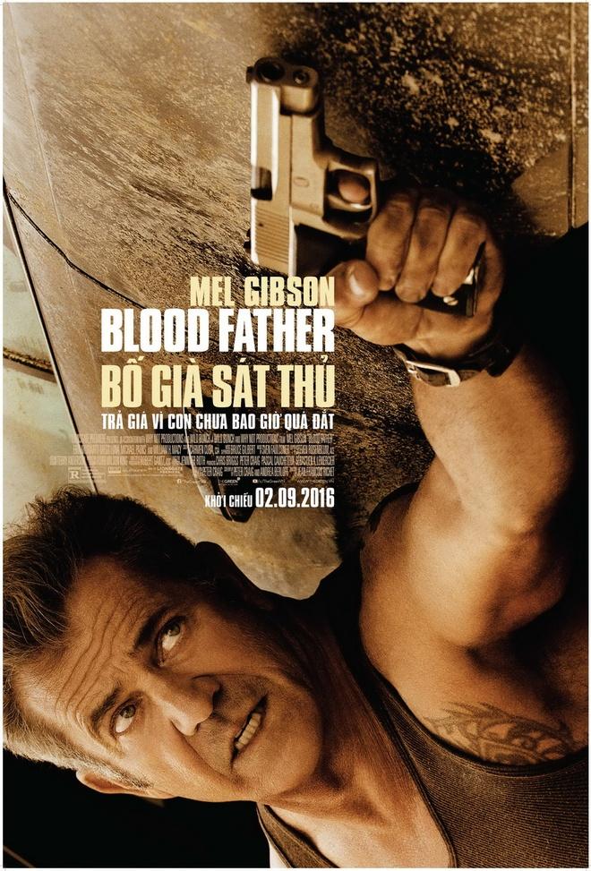 Mel Gibson tai xuat trong vai nguoi cha bao luc hinh anh 1