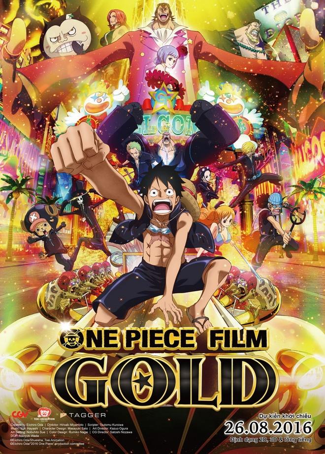 'One Piece: Gold' khong chi danh rieng cho fan 'Dao hai tac' hinh anh 1