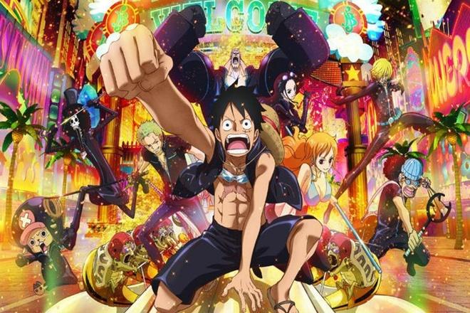'One Piece: Gold' khong chi danh rieng cho fan 'Dao hai tac' hinh anh