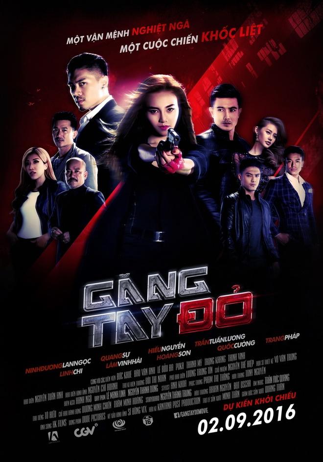 Ninh Duong Lan Ngoc - diem sang trong 'Gang tay do' hinh anh 1
