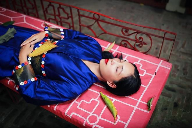 Nguyen Hoang Diep: 'Huan chuong Hiep si la giac mo co tich' hinh anh 3
