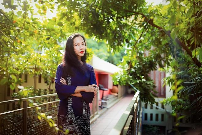 Nguyen Hoang Diep: 'Huan chuong Hiep si la giac mo co tich' hinh anh 1