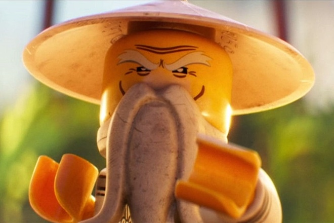 Thanh Long long tieng cho phim hoat hinh ninja cua LEGO hinh anh