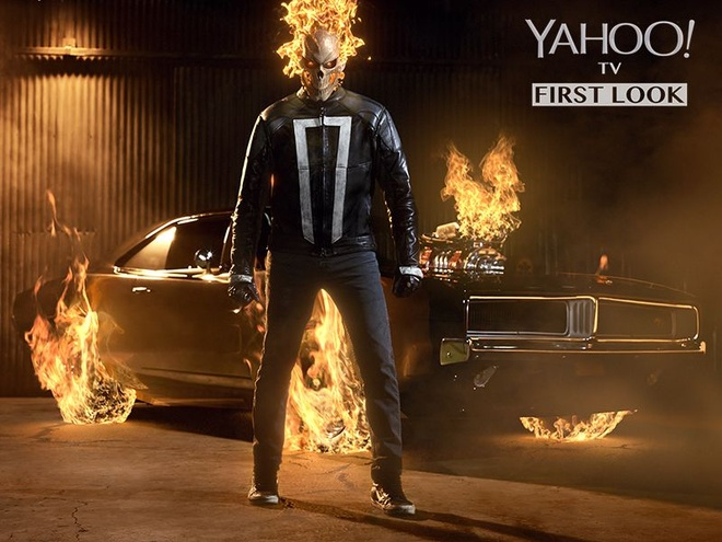 Ghost Rider nam 2016 anh 1