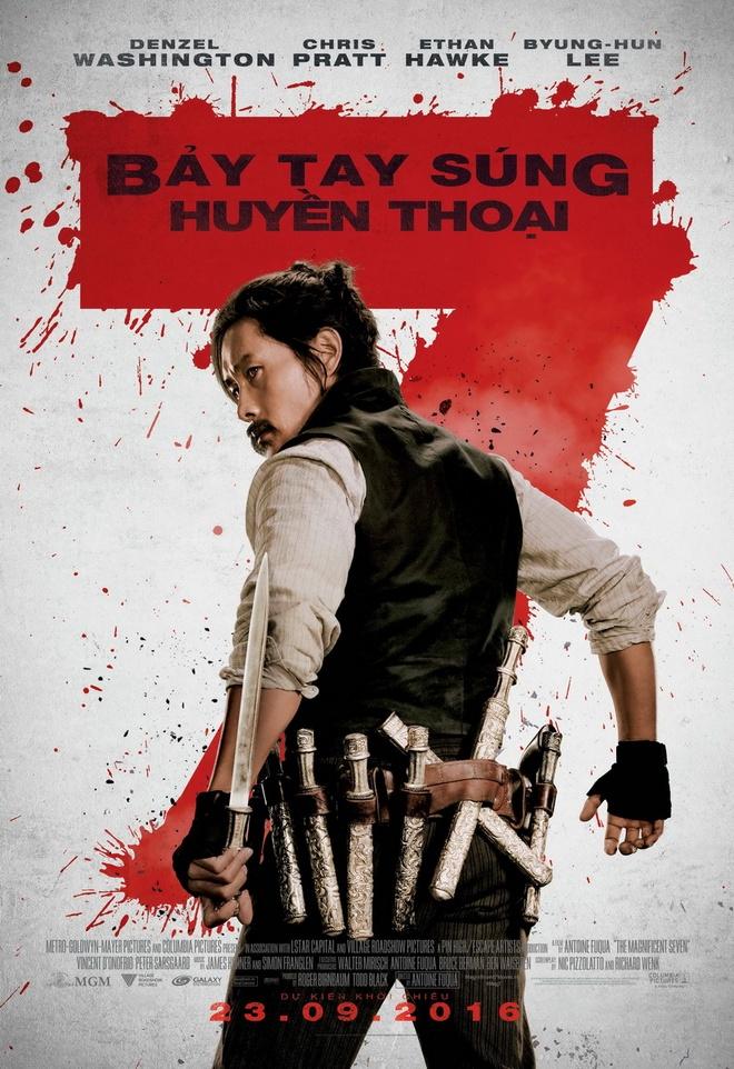 Lee Byung Hun viet tiep giac mo Hollywood voi vai cao boi hinh anh 1