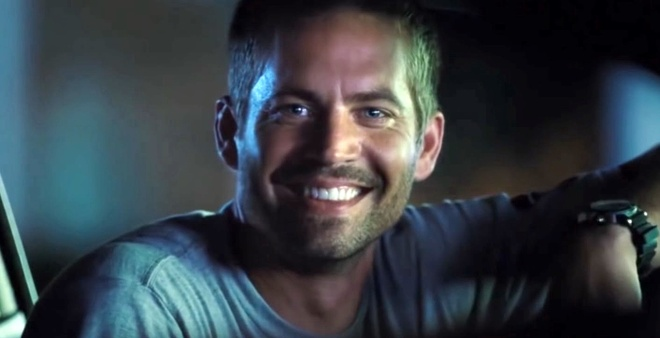 Paul Walker trong Fast 8 anh 1