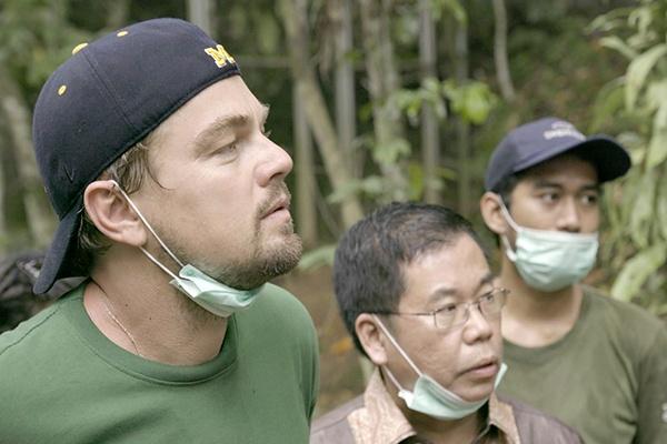 Phim tai lieu cua Leonardo DiCaprio chuan bi phat song hinh anh