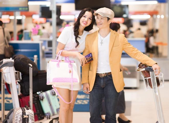 Dustin Nguyen - Bebe Pham mang 'Trung so' toi du LHP Kim Ke hinh anh 2