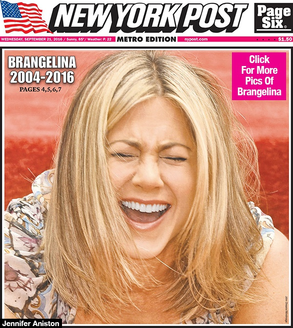 Brangelina do vo, cu dan mang goi ten Jennifer Aniston hinh anh 6