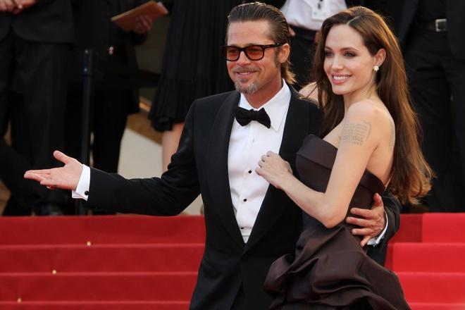 cac phim cua Brad Pitt va Angelina Jolie anh 1