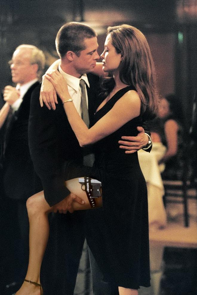 cac phim cua Brad Pitt va Angelina Jolie anh 2
