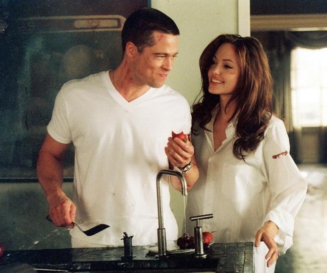 cac phim cua Brad Pitt va Angelina Jolie anh 4