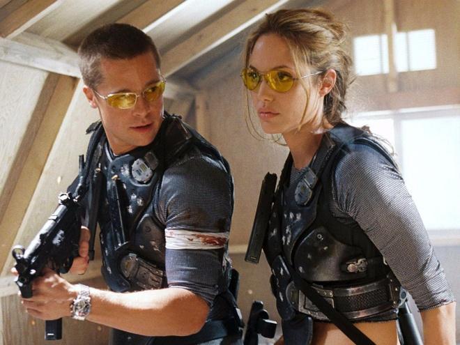 cac phim cua Brad Pitt va Angelina Jolie anh 5