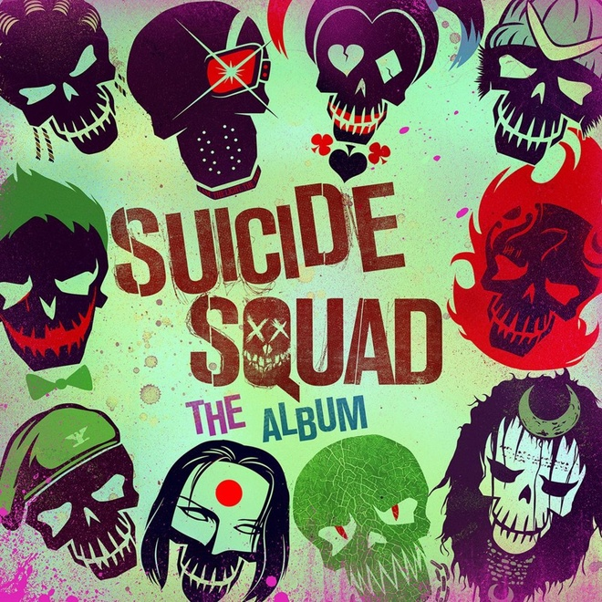 Album nhac phim 'Suicide Squad' nhan chung nhan dia vang hinh anh 1