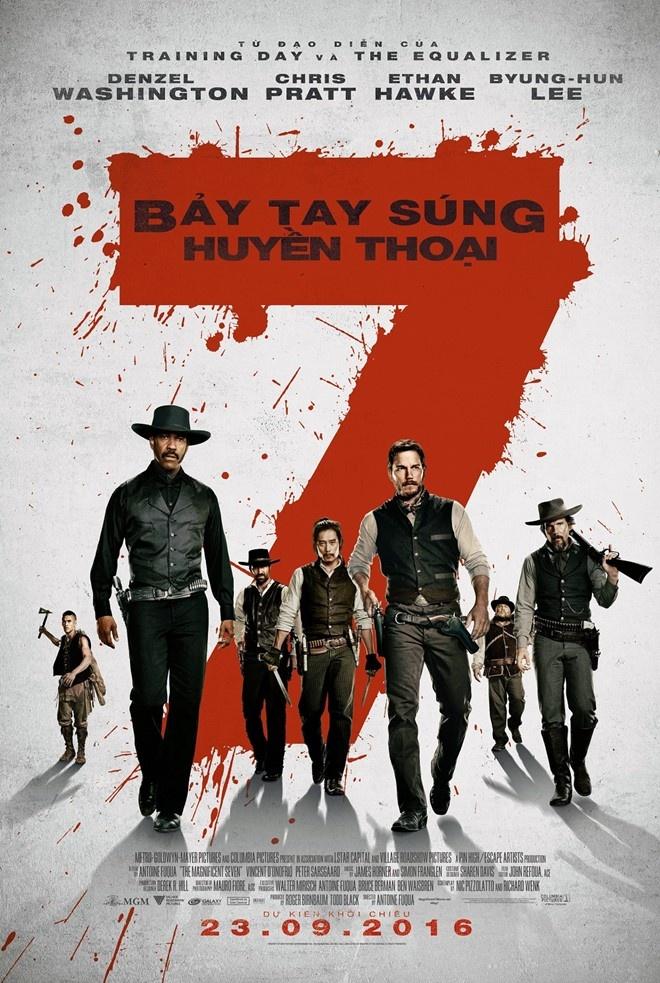 'Bay tay sung huyen thoai': Phim cao boi hanh dong hien dai hinh anh 1