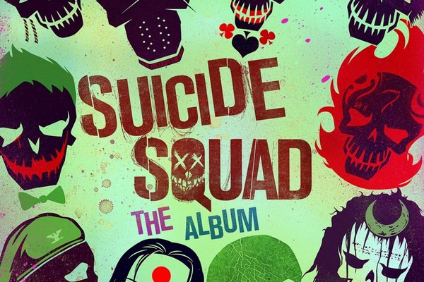 Album nhac phim 'Suicide Squad' nhan chung nhan dia vang hinh anh