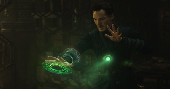 Benedict Cumberbatch suyt mat vai sieu anh hung Marvel hinh anh 2