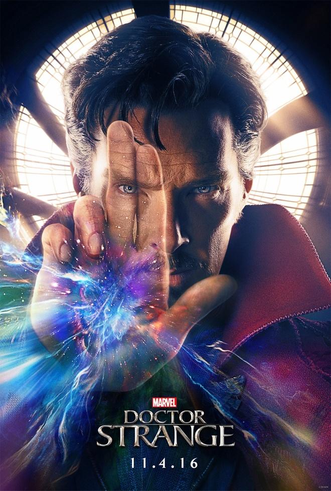 Benedict Cumberbatch suyt mat vai sieu anh hung Marvel hinh anh 1