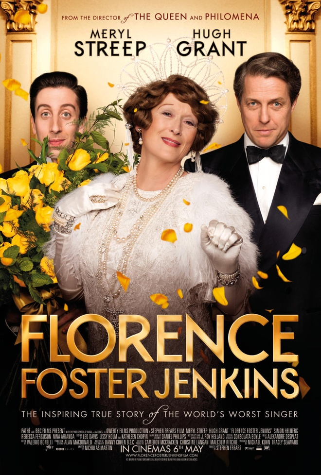 'Florence Foster Jenkins' - Chuyen nu ca si do nhat the gian hinh anh 1