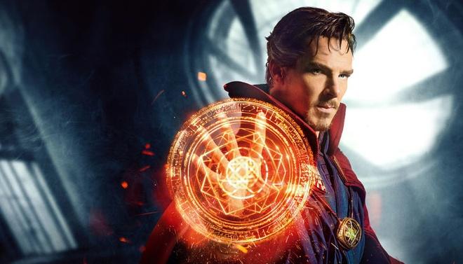 Phu thuy Doctor Strange se gop mat trong 'Avengers 3' hinh anh 1