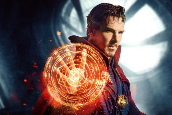 Phu thuy Doctor Strange se gop mat trong 'Avengers 3' hinh anh