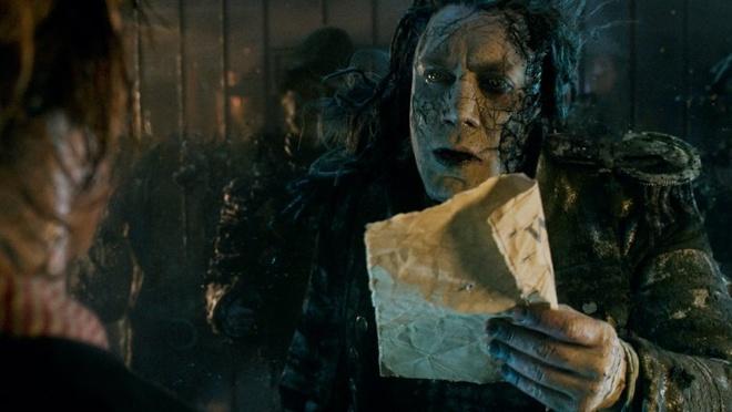 Johnny Depp vang mat trong trailer 'Cuop bien Caribe 5' hinh anh 1