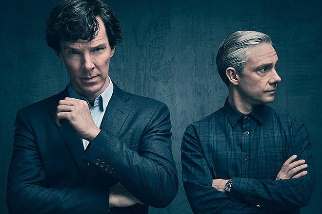 Phim Sherlock Holmes thoi hien dai co the ket thuc o mua 4 hinh anh