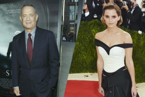 Tom Hanks, Emma Watson dong phim giat gan ve mang xa hoi hinh anh
