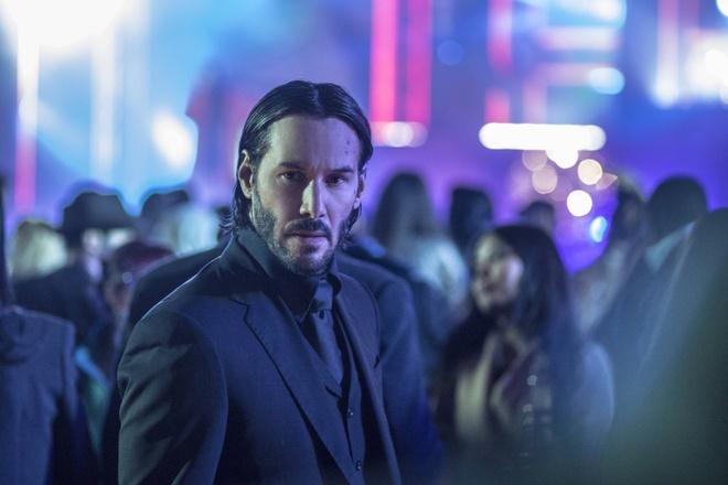 Trailer bo phim 'John Wick 2' hinh anh