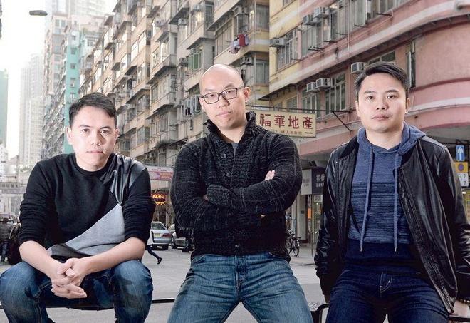 'Tam dai tac vuong': Cuoc hoi ngo cua ba tai tu Hong Kong hinh anh 2