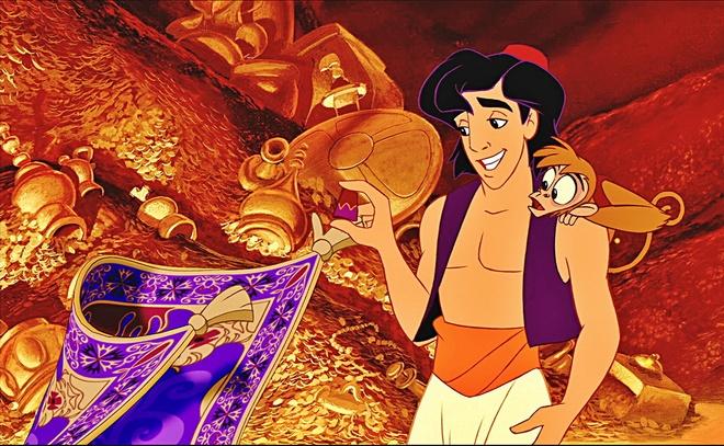 Phim hoat hinh 'Aladdin' se co phien ban nguoi dong hinh anh 1