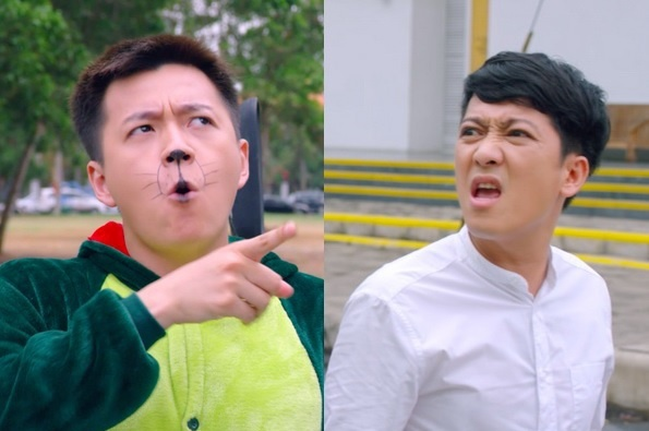 Ngo Kien Huy va Truong Giang dau khau trong '49 ngay' phan 2 hinh anh