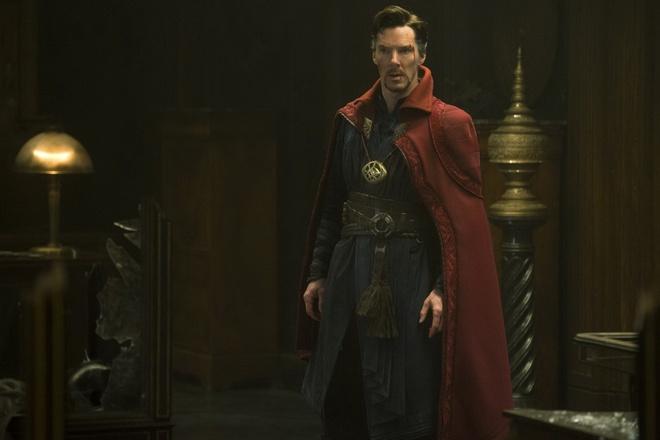 Khac biet cua nhan vat trong 'Doctor Strange' so voi truyen hinh anh 2