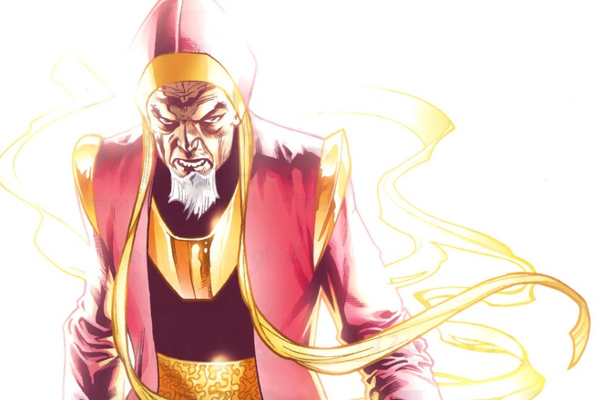 Khac biet cua nhan vat trong 'Doctor Strange' so voi truyen hinh anh 3
